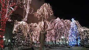 Holiday Light Tours Mn Holiday Light Displays Brighten Twin Cities And Beyond
