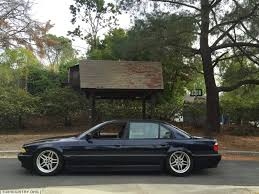 What Exactly Makes A Us Market 740il A Highline And Why Did Some Come From Bmw Individual The Bmw E38 7 Series Registry