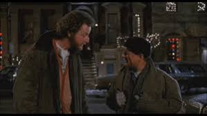 home alone 2 marv gif. Exellent Gif Home Alone 2 Lost In New York  Brick Scene HD Throughout 2 Marv Gif