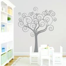 tree decal for walls whimsical love tree wall decal wall decals . tree decal  for walls ...