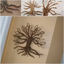 diy toilet paper roll twisted oak tree wall  on toilet paper wall art with cool creativity diy toilet paper roll twisted oak tree wall art