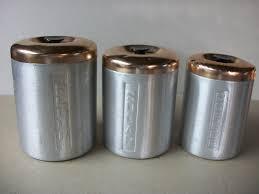 designer kitchen canister sets