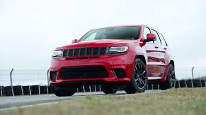 2018 jeep 707 hp.  2018 JEEP Introduces The 707horsepower 2018 Jeep Grand Cherokee Trackhawk At  2017 New York On Jeep 707 Hp N