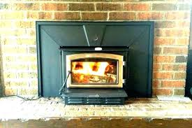 gas starter fireplace and wood fireplace with gas starter s wood fireplace inserts with gas starter