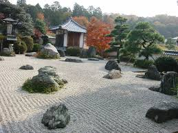 Сад камней Википедия