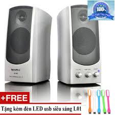 Shop bán Bảng Giá Loa máy vi tính SoundMax A-140 + Tặng đèn LED usb mã L01