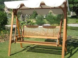 Round Outdoor Bed