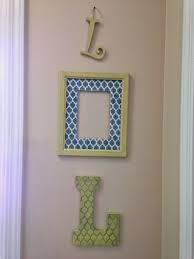 diy stenciled wall decor using the casablanca card stencil