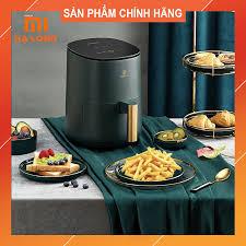 Nồi chiên không dầu 5l xiaomi liven oil-free air fryer kz-j5000a - mi home  vn - Sắp xếp theo liên quan sản phẩm