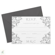 Place Card Template Unique RSVP Card Template Nadine Gray Karma K Weddings