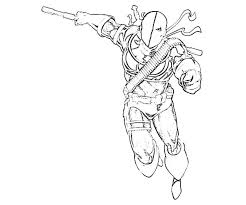 Small Picture Deadpool Coloring Print Outs Coloring Coloring Pages