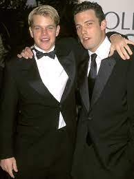 Matt Damon Talks Working with Ben ...