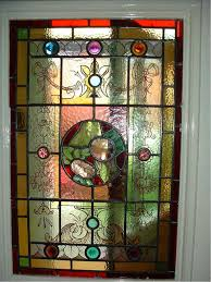 domestic stained glass gallery the leaded company sd029 victorian edwardian 7 panel