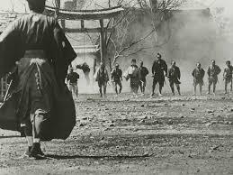 見事な殺陣でファンの心を鷲掴み日本の時代劇映画に出演した人気