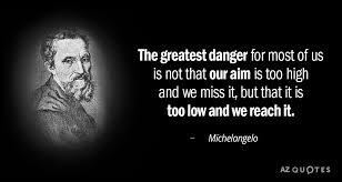 Michelangelo Quotes