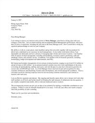 Cover Letter For A Resume Examples Resume Cover Letter Email Format