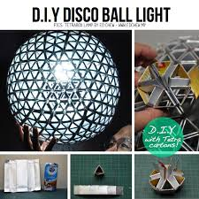 do it yourself lighting. DIY Disco Ball Light Do It Yourself Lighting .