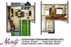 advantage nostalji enclave townhouse