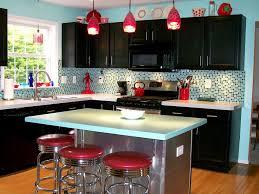 blue kitchen backsplash dark cabinets. Shop This Look Blue Kitchen Backsplash Dark Cabinets