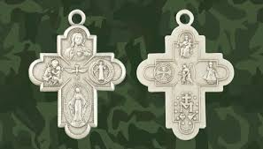 the scapular medal our catholic dog tag
