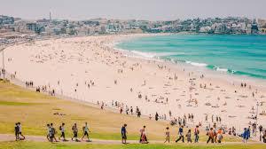 Beach Picture Guide To Bondi Beach Sydney Tourism Australia