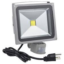 Motion Sensor Flood Light Settings Motion Sensor Floodlight Outdoor 30w Pir Induction Led Lamp Ip65 Waterproof Spotlight 6500k 2400lm Led Sensor Light 250w Bulb Equivalent Security