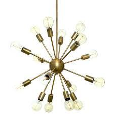 16 light chandelier light aged brass sputnik chandelier orion 16 light glass globe bubble rectangular pendant 16 light chandelier