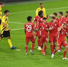 We did not find results for: Fc Bayern Munchen Gewinnt Gegen Den Bvb Den Supercup Welt
