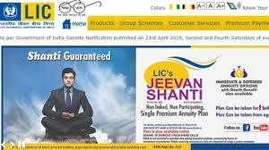 Jeevan Akshay Chart Lic Jeevan Shanti Pension Plan Vs Jeevan Akshay Vs Jeevan