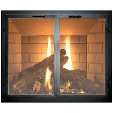 special glass door for fireplace insert open or closed how to use with blower home depot opening ga heatilator superior