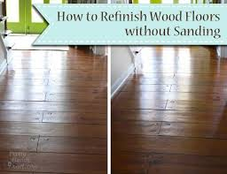 wood floor refinishing without sanding. How To Refinish Wood Floors Without Sanding Pretty Handy Girl Floor Refinishing R