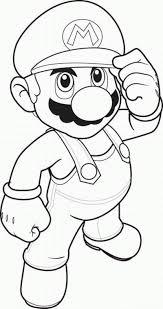 Coloriages Mario Bros 2 Coloriage Super Mario Coloriages Pour