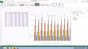 How To Add Data Labels To Your Excel Chart In Excel 2013