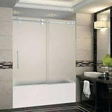 glass bathtub doors bathtub glass doors installation cost