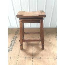 stools wooden saddle bar stools reclaimed barn wood swivel rustic stool natural clear varnish white wooden