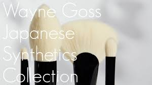 wayne goss anese synthetics collection