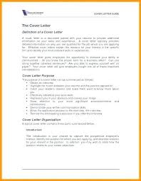 Definition Of A Cover Letter Definition Of Resume And Cover Letter Brilliant Ideas Of Letter
