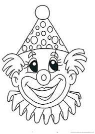 Ausmalbilder fasching mandala faschingsbilder zum ausmalen mandala gratis children. Clowngesicht Malvorlage Coloring And Malvorlagan