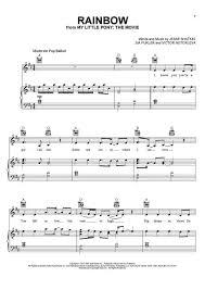 similar piano sheets