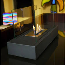 incendio 13 8 in tabletop decorative bio ethanol fireplace