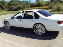 All Chevy » 1995 Chevrolet Caprice - Old Chevy Photos Collection ...