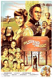 the sound of music 1965.  The The Captain Returns Home With His Fiancee  The Wealthy Glamorous Austrian  Baroness And Max Detweiler A Selfproclaimed  On Sound Of Music 1965 M