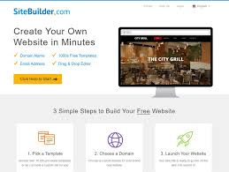 build a free website online the easiest website builder software for beginners