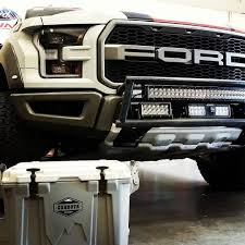 2018 Raptor Light Bar 2017 Ford Raptor Race Truck Front Bumper Light Bar Mount Kit