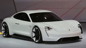 porsche electric car. porsche mission e images electric car