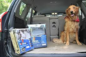 4knines makes a wide variety of car seat covers for dogs check out the official