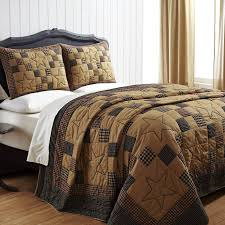 braden quilted bedding set  pc king – dl country barn