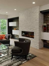 White modern white stone fireplace stone fireplace finished norstone with  mounted best large electric ideas on