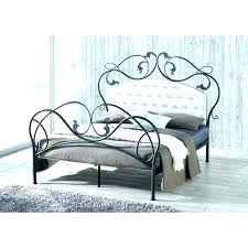 rod iron bed frame – tartecupcakery