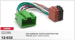 carav 12 032 car iso radio wiring harness adaptor connectorcable carav 12 001 car radio installation trim fascia panel